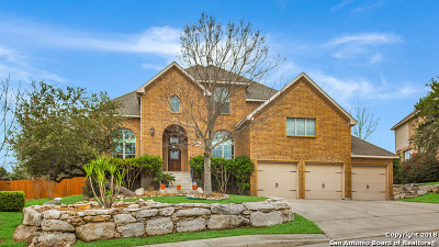 San Antonio Single Family Home New: 8231 Mirar Pass