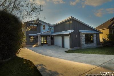 San Antonio Single Family Home New: 8442 Sierra Hermosa