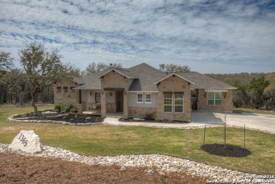 New Braunfels Single Family Home Back on Market: 1365 Capitare