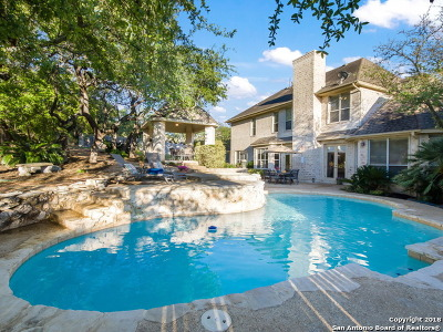 Bexar County Single Family Home New: 2130 Winding View