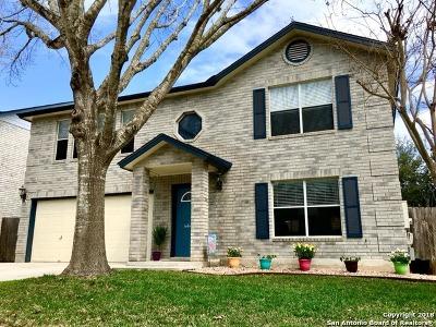 Schertz Single Family Home New: 3716 Davenport