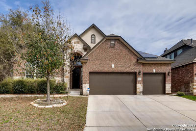 San Antonio Single Family Home New: 12411 Lexi Petal