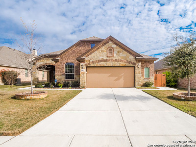 San Antonio Single Family Home New: 8831 Breanna Oaks