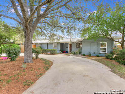 San Antonio Single Family Home New: 542 E Nottingham Dr