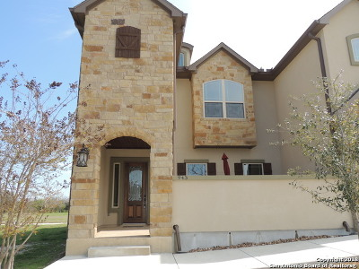 New Braunfels Single Family Home New: 943 Academy Ave