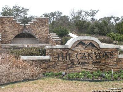 San Antonio Residential Lots & Land New: 23518 Edens Cyn
