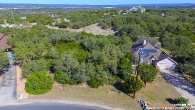 San Antonio Residential Lots & Land New: 507 Slumber Pass