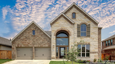 Boerne TX Single Family Home New: $427,900