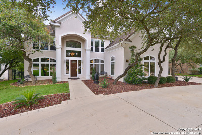 San Antonio Single Family Home New: 24644 Birdie Ridge