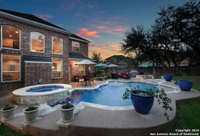 San Antonio Single Family Home New: 9630 Torrington