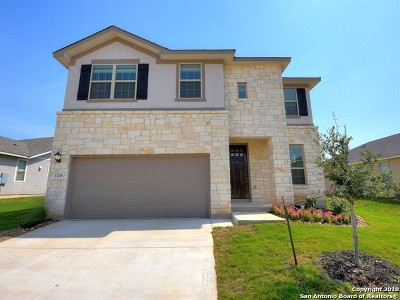 San Antonio Single Family Home New: 13219 Bucktree Drive