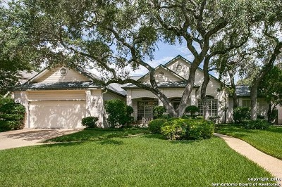 San Antonio Single Family Home New: 37 Rogers Wood
