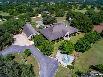 Single Family Home For Sale: 31036 Post Oak Trail