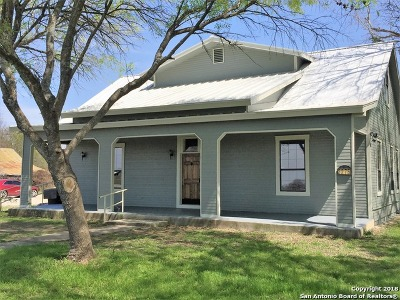 Seguin Single Family Home New: 2275 Huber Rd