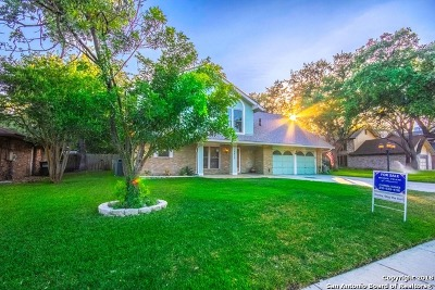 San Antonio TX Single Family Home New: $325,000