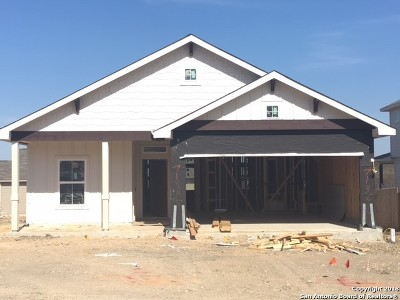 Guadalupe County Single Family Home New: 7136 McCulloch Glenn