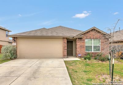 San Antonio Single Family Home New: 11515 Plover Pl