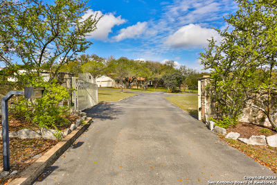 Boerne TX Single Family Home New: $500,000