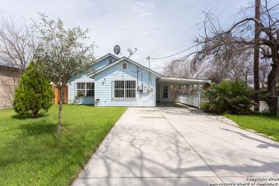 San Antonio Single Family Home New: 7234 Briar Pl