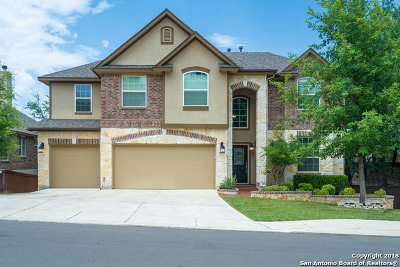 San Antonio Single Family Home New: 1539 Nightshade
