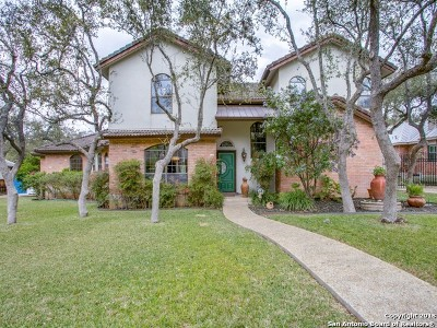 San Antonio Single Family Home Back on Market: 507 Bluffwood Dr