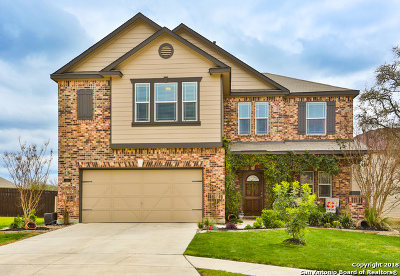 Boerne TX Single Family Home New: $279,800