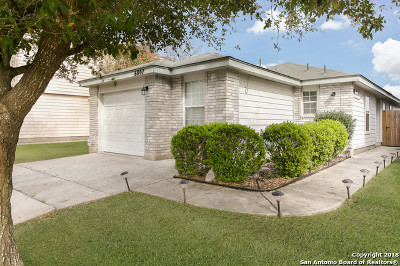 San Antonio TX Single Family Home New: $125,000