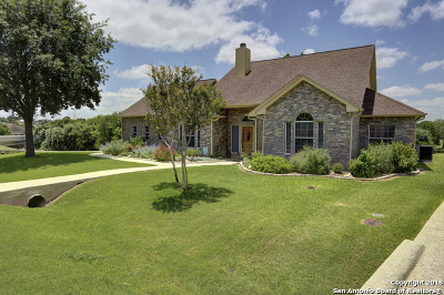 New Braunfels Single Family Home New: 1268 Long Creek Blvd