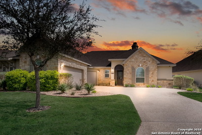 San Antonio Single Family Home New: 29914 Cibolo Ct