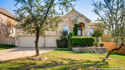 San Antonio Single Family Home New: 3446 Condalia Ct
