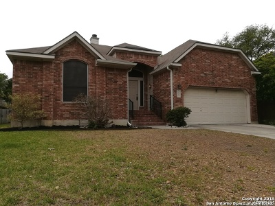 Guadalupe County Single Family Home New: 2523 Cove Brook