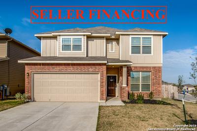 San Antonio Single Family Home New: 7211 Polo Downs
