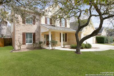 San Antonio Single Family Home New: 414 Persimmon Trail