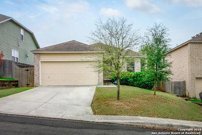 San Antonio Single Family Home New: 6626 Cibola Forest