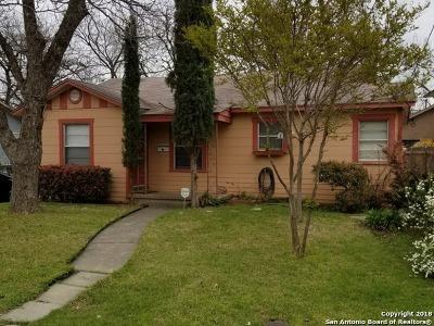 San Antonio Single Family Home New: 2020 Pasadena