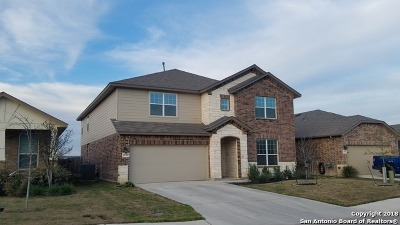 San Antonio Single Family Home New: 13707 Granbury Fld