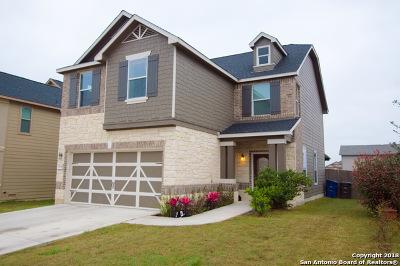San Antonio Single Family Home New: 7414 Primrose Post