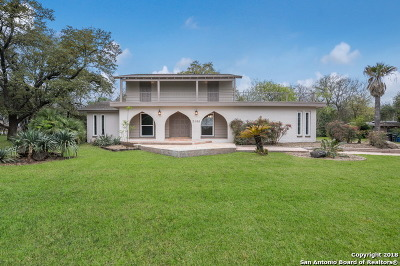 San Antonio Single Family Home New: 7103 Robin Rest Drive
