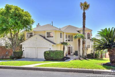 San Antonio Single Family Home Price Change: 614 Mesa Ridge
