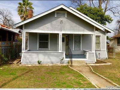 San Antonio Single Family Home New: 355 Taft Blvd