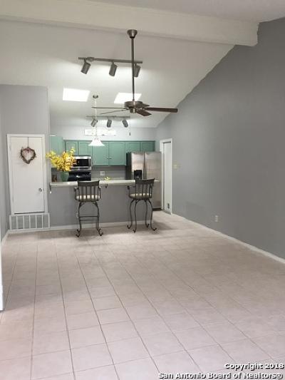 San Antonio TX Single Family Home New: $206,500