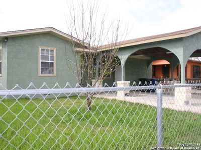 San Antonio Single Family Home New: 138 Fernleaf Ave