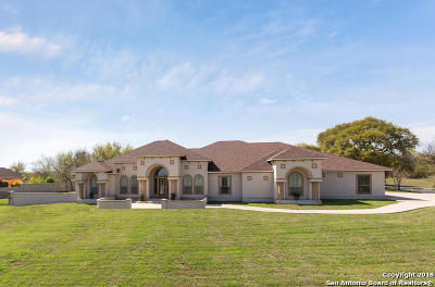Schertz Single Family Home New: 7021 Robin Hood Way