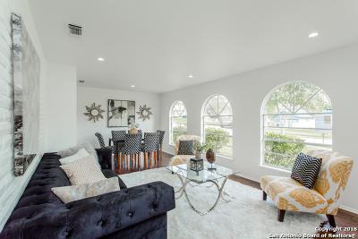San Antonio Single Family Home New: 5602 Ben Casey Dr