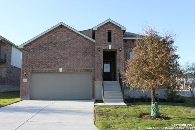 San Antonio Single Family Home New: 12603 Neville Ranch