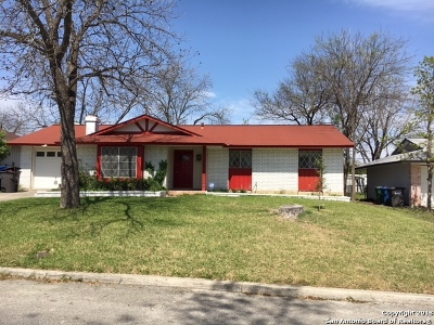 San Antonio TX Single Family Home New: $120,000