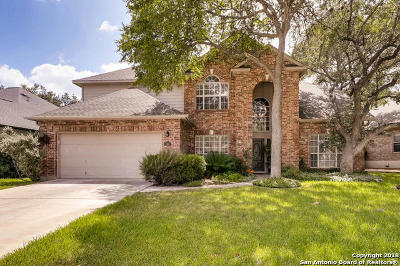 San Antonio Single Family Home For Sale: 25 Silverhorn Dr