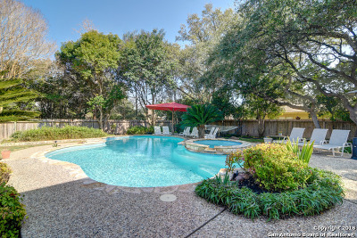 San Antonio Single Family Home New: 13603 Oak Pebble