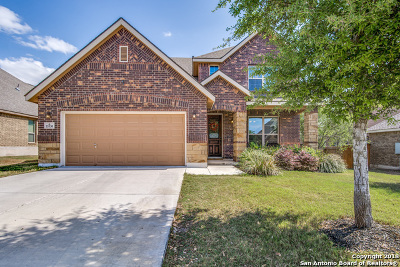 San Antonio Single Family Home New: 15330 Fort Marcy