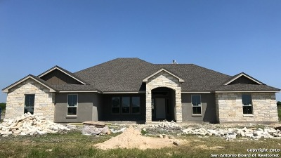 Marion TX Single Family Home New: $380,000